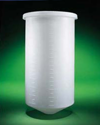 Conical Bottom Bioprocess Container