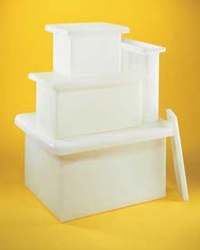 Rectangle Bioprocess Container