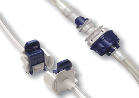 AseptiQuik Connectors from CPC - For sterile aseptic connections