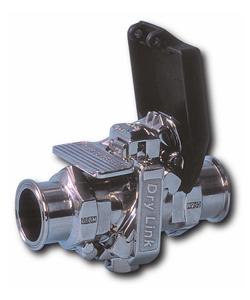 Dry Link - Sanitary Dry Disconnect Coupling