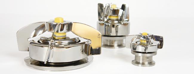 Kest Mixer - Vessel Mixer