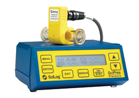 SciPres - Single Use Pressure Sensors from Parker SciLog