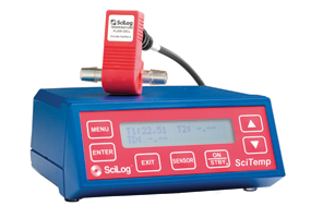 SciTemp Single Use Temperature Sensors