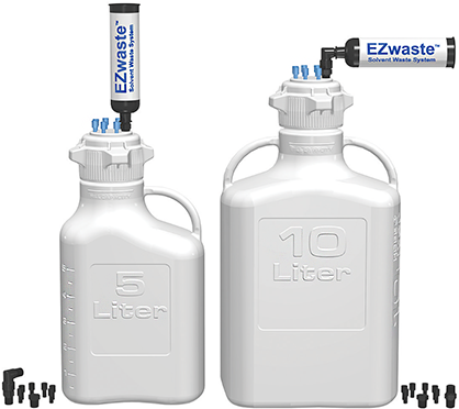 EZ Waste - Solvent Waste System | BioPharma Dynamics
