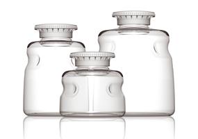 Autofil Laboratory Media Bottles