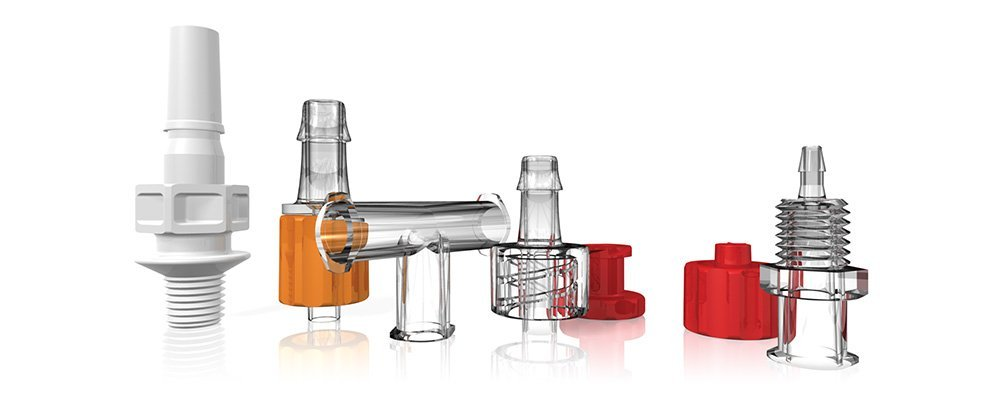 Luer Fittings for Bioprocess